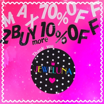 ☆JEWELUNA☆Thank you SALE!!